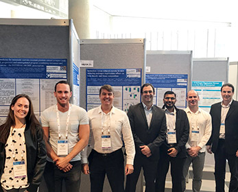 EMRI's team presented and delivered workshops at the Asian Pacific Prostate Cancer Conference.